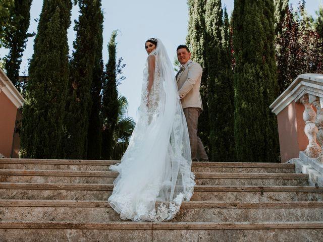 La boda de Ryan y Michelle en Marbella, Málaga 7