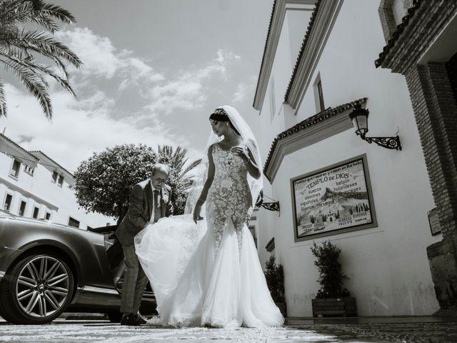 La boda de Ryan y Michelle en Marbella, Málaga 8