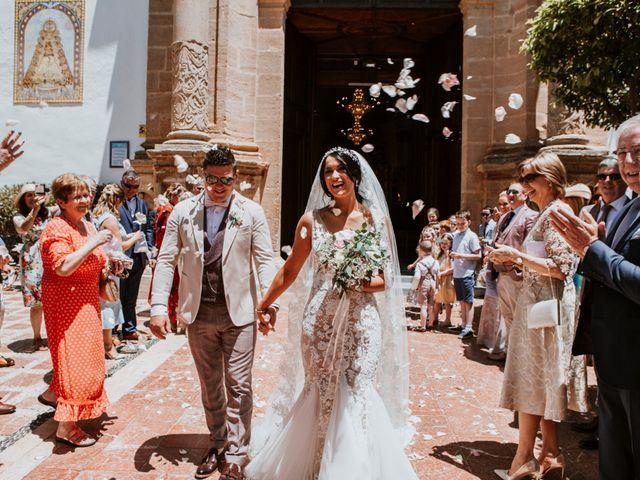La boda de Ryan y Michelle en Marbella, Málaga 10