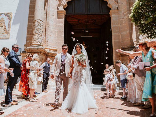 La boda de Ryan y Michelle en Marbella, Málaga 11