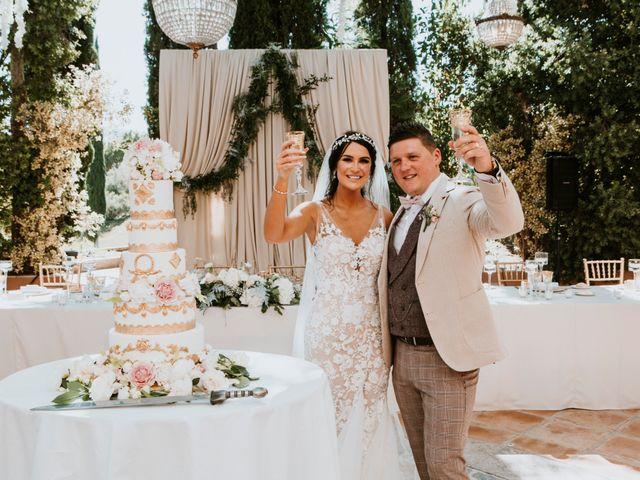 La boda de Ryan y Michelle en Marbella, Málaga 14