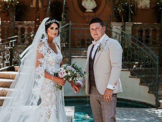 La boda de Ryan y Michelle en Marbella, Málaga 21