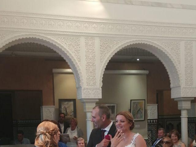 La boda de Juan y Paulina  en Benalmadena Costa, Málaga 1