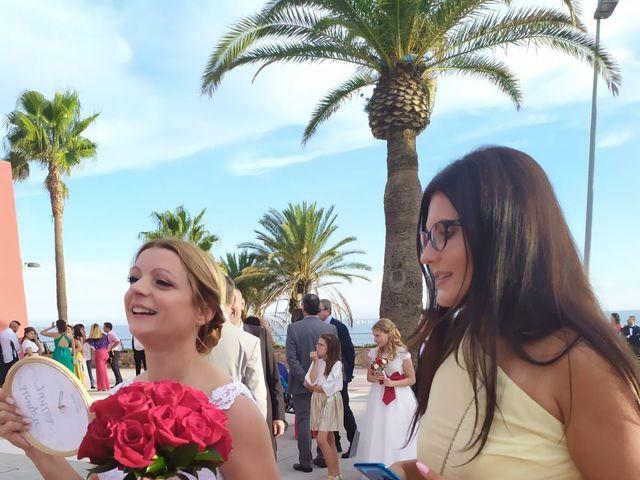 La boda de Juan y Paulina  en Benalmadena Costa, Málaga 2