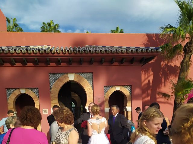 La boda de Juan y Paulina  en Benalmadena Costa, Málaga 3