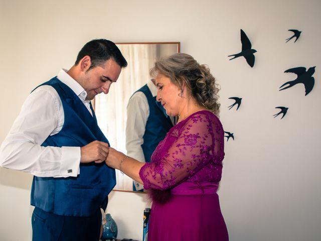 La boda de Jose Miguel y Natividad en Casar De Palomero, Cáceres 3