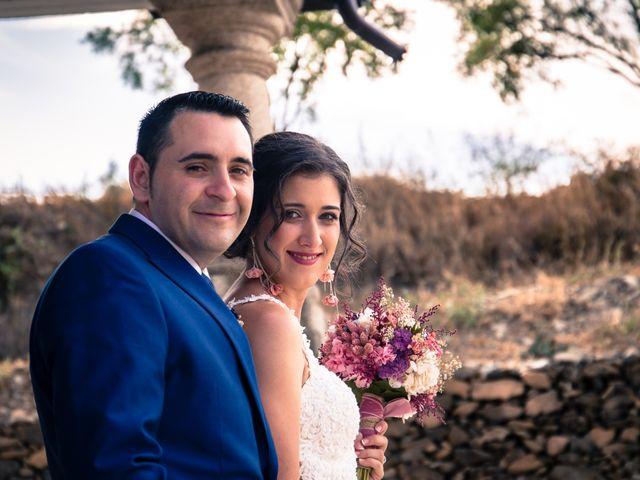 La boda de Jose Miguel y Natividad en Casar De Palomero, Cáceres 1