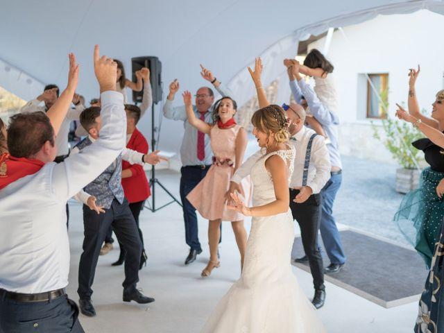 La boda de Arturo y Lorena en Beraiz, Navarra 4