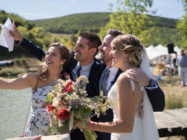 La boda de Arturo y Lorena en Beraiz, Navarra 12