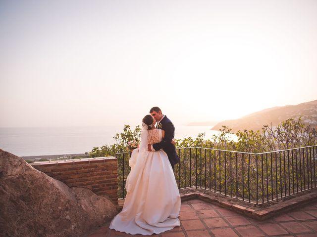 La boda de Antonio y Isabel en Salobreña, Granada 8