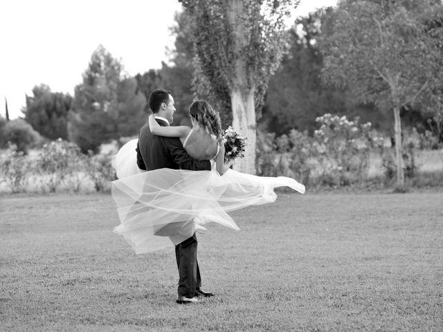 La boda de Tania y Alfredo