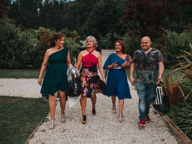 La boda de Oscar y Noa en Raxó (Poio), Pontevedra 5