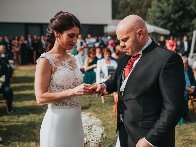La boda de Oscar y Noa en Raxó (Poio), Pontevedra 25