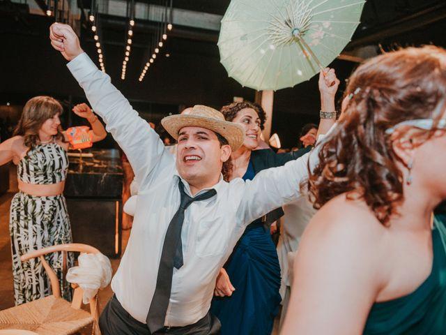 La boda de Oscar y Noa en Raxó (Poio), Pontevedra 41