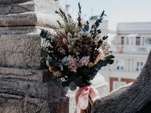 La boda de Rafa y Paloma en Madrid, Madrid 14