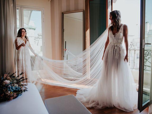 La boda de Rafa y Paloma en Madrid, Madrid 24