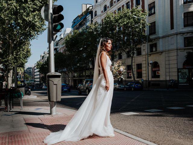 La boda de Rafa y Paloma en Madrid, Madrid 27