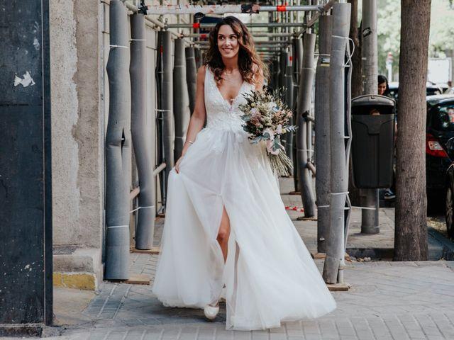 La boda de Rafa y Paloma en Madrid, Madrid 30