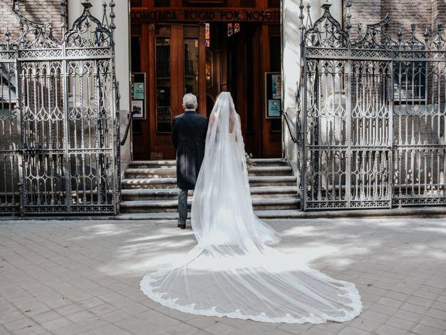 La boda de Rafa y Paloma en Madrid, Madrid 31