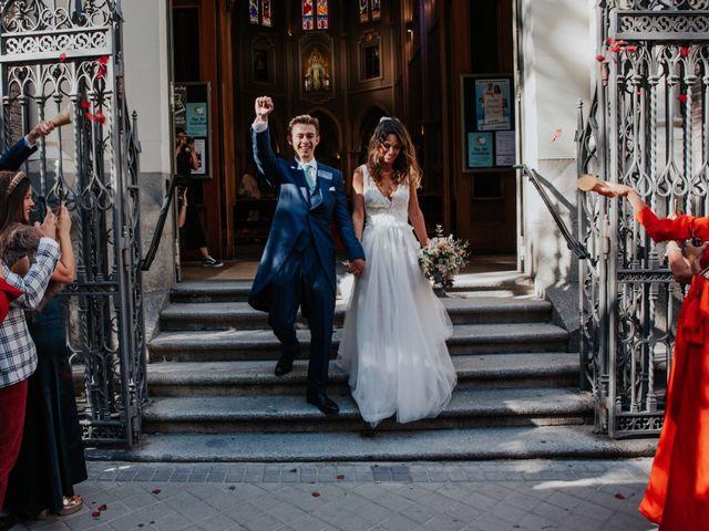 La boda de Rafa y Paloma en Madrid, Madrid 44
