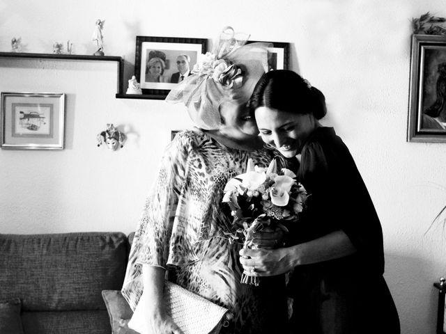La boda de MªAngeles y Manuel en Mairena Del Alcor, Sevilla 23