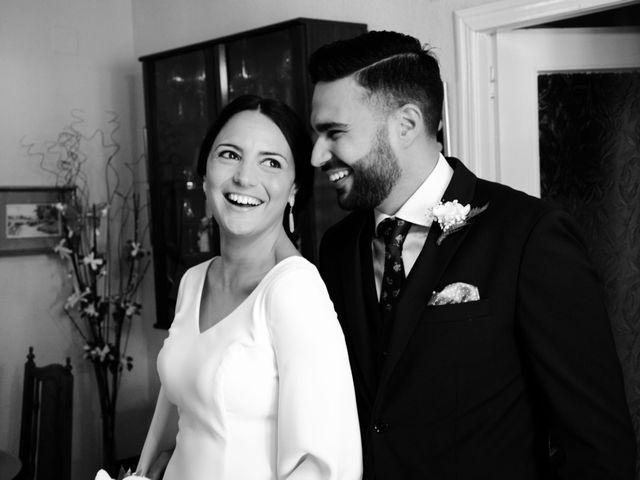 La boda de MªAngeles y Manuel en Mairena Del Alcor, Sevilla 25