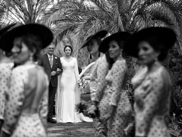 La boda de MªAngeles y Manuel en Mairena Del Alcor, Sevilla 36