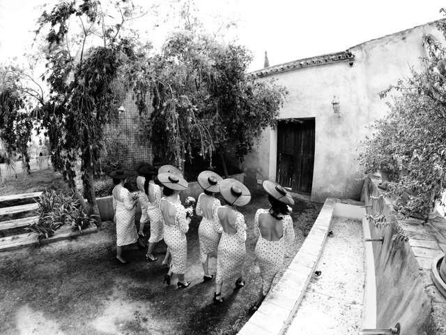 La boda de MªAngeles y Manuel en Mairena Del Alcor, Sevilla 37