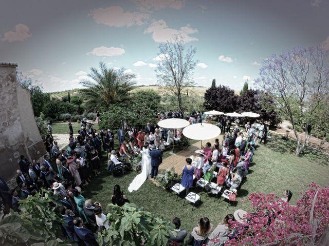 La boda de MªAngeles y Manuel en Mairena Del Alcor, Sevilla 38
