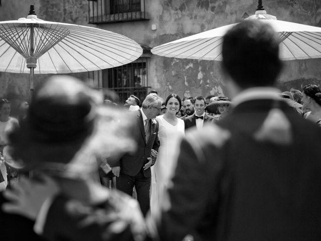 La boda de MªAngeles y Manuel en Mairena Del Alcor, Sevilla 39