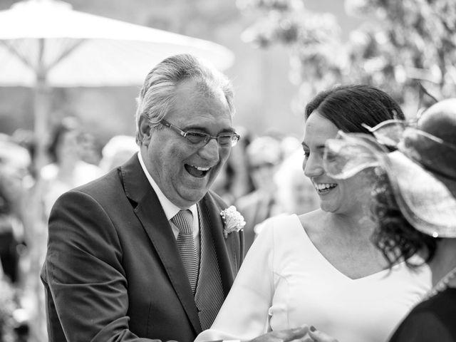 La boda de MªAngeles y Manuel en Mairena Del Alcor, Sevilla 40