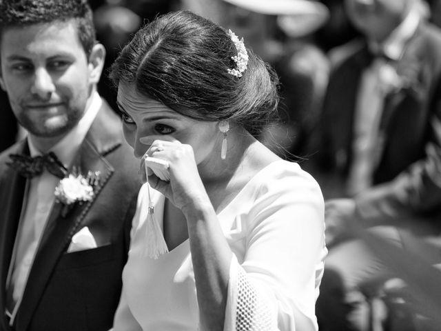 La boda de MªAngeles y Manuel en Mairena Del Alcor, Sevilla 45