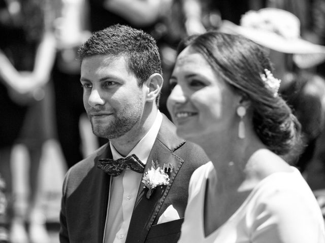 La boda de MªAngeles y Manuel en Mairena Del Alcor, Sevilla 46