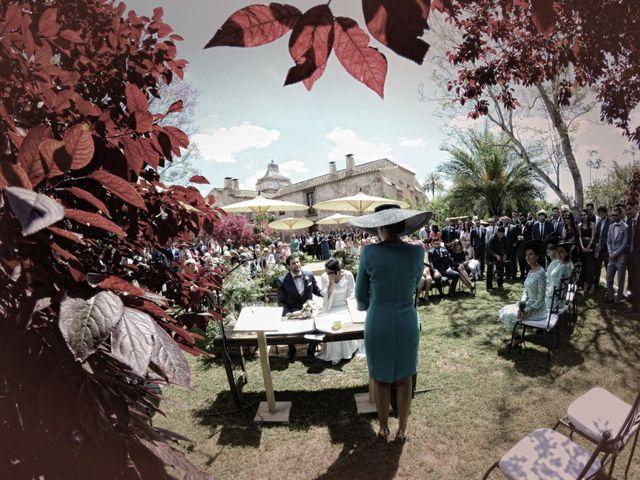 La boda de MªAngeles y Manuel en Mairena Del Alcor, Sevilla 51