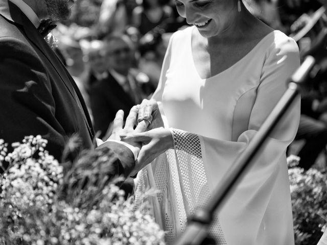 La boda de MªAngeles y Manuel en Mairena Del Alcor, Sevilla 52