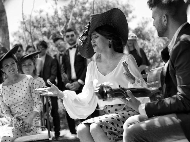 La boda de MªAngeles y Manuel en Mairena Del Alcor, Sevilla 54