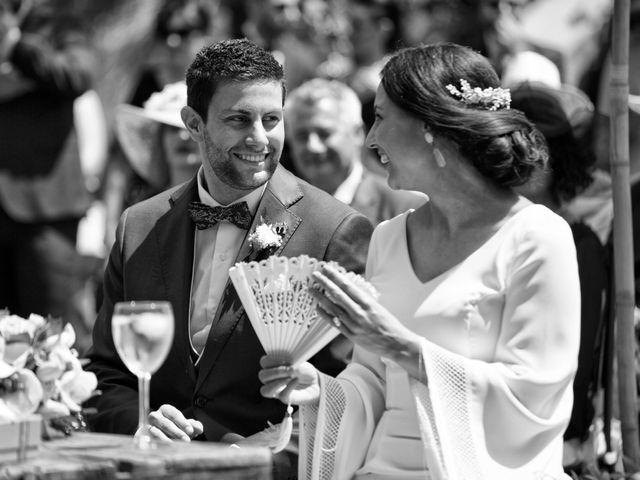 La boda de MªAngeles y Manuel en Mairena Del Alcor, Sevilla 55