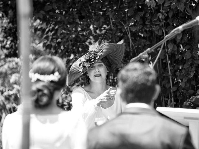 La boda de MªAngeles y Manuel en Mairena Del Alcor, Sevilla 56