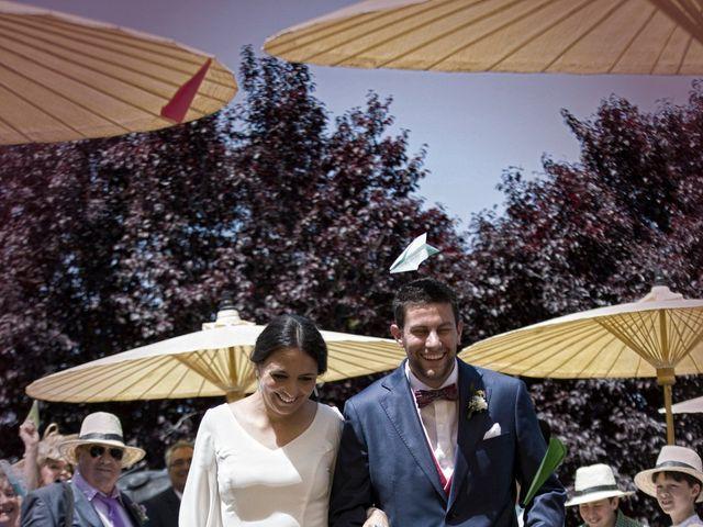 La boda de MªAngeles y Manuel en Mairena Del Alcor, Sevilla 60