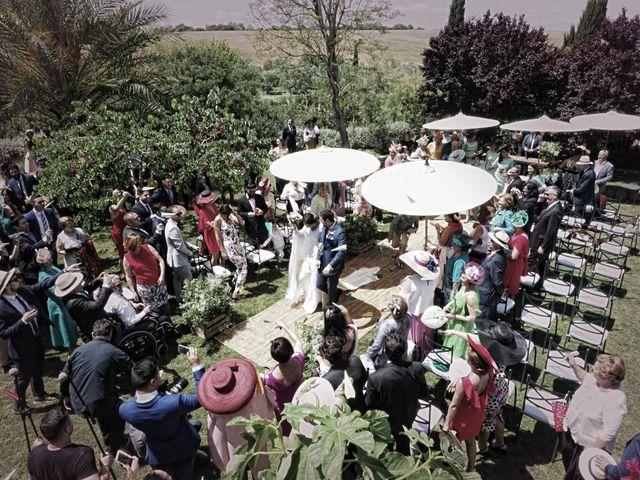 La boda de MªAngeles y Manuel en Mairena Del Alcor, Sevilla 61