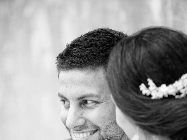 La boda de MªAngeles y Manuel en Mairena Del Alcor, Sevilla 1