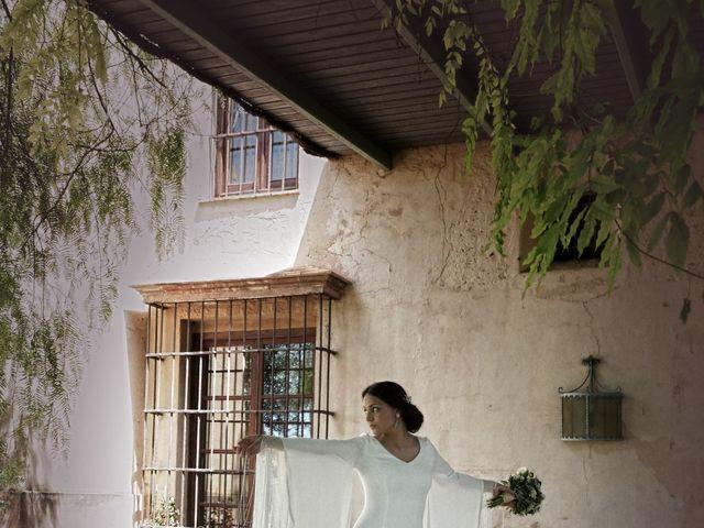 La boda de MªAngeles y Manuel en Mairena Del Alcor, Sevilla 73
