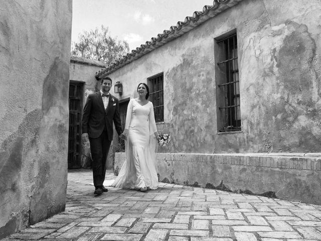 La boda de MªAngeles y Manuel en Mairena Del Alcor, Sevilla 74
