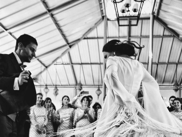 La boda de MªAngeles y Manuel en Mairena Del Alcor, Sevilla 78