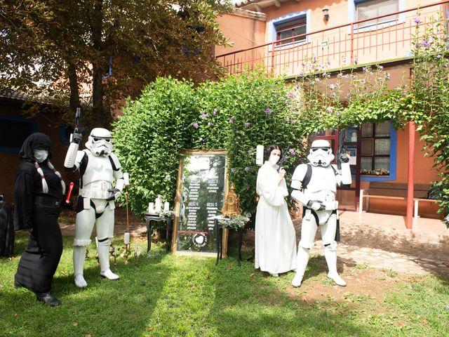 La boda de Alejandro y Lorena en Anento, Zaragoza 5