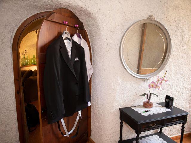 La boda de Alejandro y Lorena en Anento, Zaragoza 9