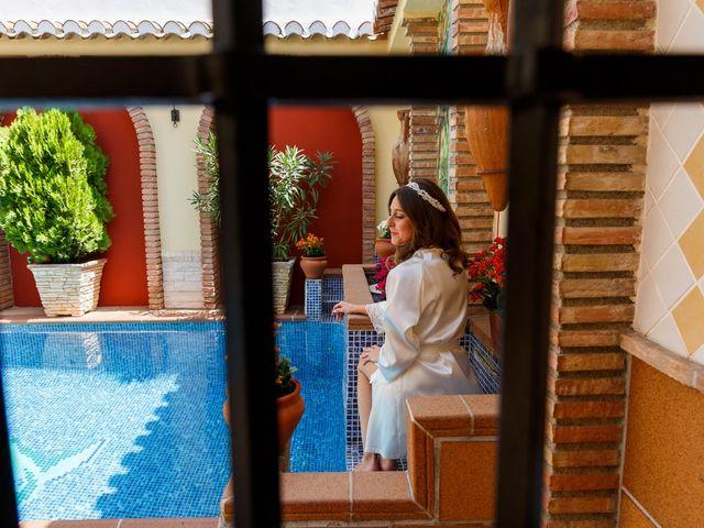 La boda de Juan y Virginia en Fuente Vaqueros, Granada 6