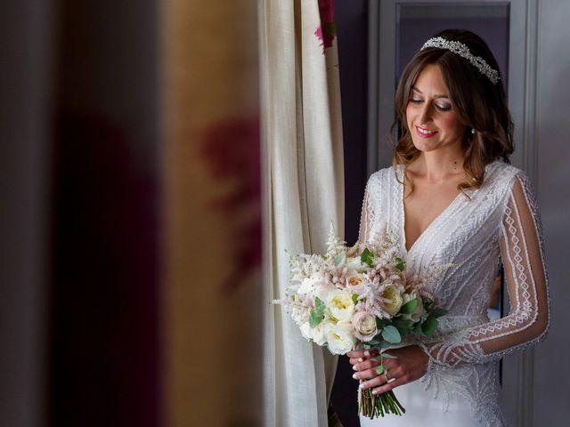 La boda de Juan y Virginia en Fuente Vaqueros, Granada 18