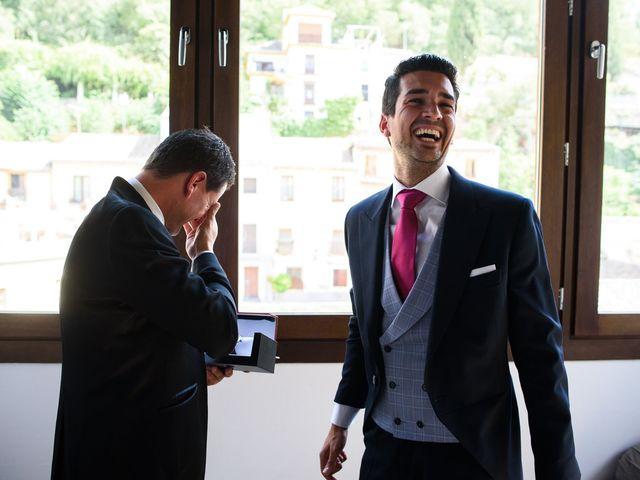 La boda de Juan y Virginia en Fuente Vaqueros, Granada 39