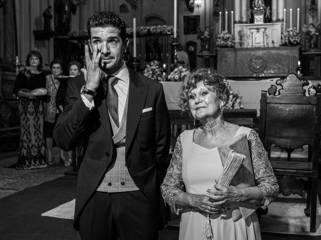 La boda de Juan y Virginia en Fuente Vaqueros, Granada 47